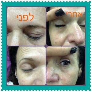 קורס איפור קבוע גבות